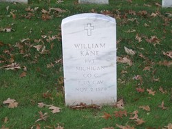 Pvt William Kane