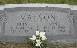Anna Matson