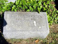 Virginia Taylor <I>Wright</I> Pickett