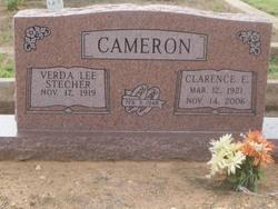 Clarence E Cameron