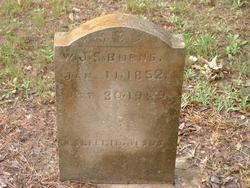 """William Joseph Sharp """"Joe"""" Burns"""