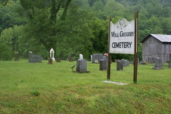 Will Gregory Cemetery