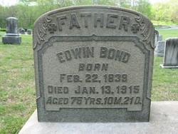 Edwin Bond