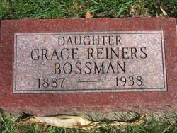 Grace J. <I>Reiners</I> Bossman