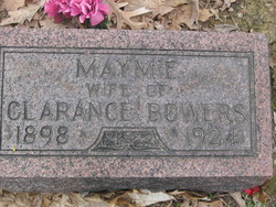 Maymie Catherine Bowers