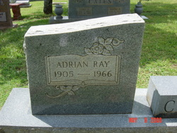 Adrian Ray Curtis