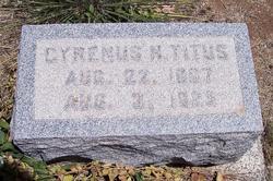 Cyrenus N. Titus