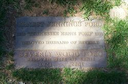 Beverly Ann <I>Wood</I> Ford