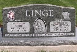 Troy Michael Linge