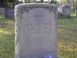 Lucy Jane <I>Lamb</I> Willis