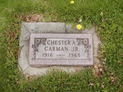 Chester Arthur Carman, Jr