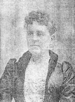 "Julia Katherine ""Fannie"" <I>Gould</I> Barnes"