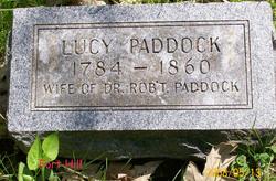 Lucy <I>Backus</I> Paddock