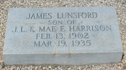 James Lunsford Harrison, Jr