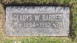 Gladys Whitaker Barber