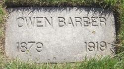 Owen Barber