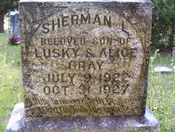 Sherman Lusky Gray