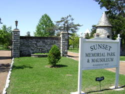 Sunset Memorial Park and Mausoleum