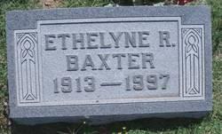 Ethelyne <I>Ribble</I> Baxter