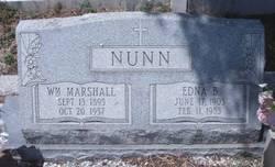 Edna Bell <I>Owns</I> Nunn