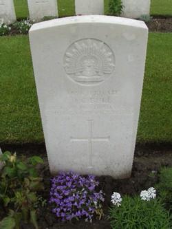 Private John Charlton Bell