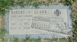 """Robert Y. """"R.Y."""" Clark"""