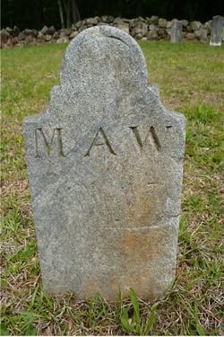 """Mary """"Polly"""" <I>Alexander</I> Wallis"""