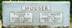 "Julia Maude ""Lulu"" Mouser"