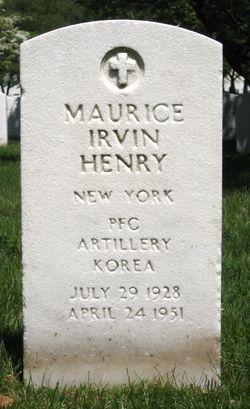 Maurice Irvin Henry
