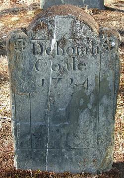 Deborah <I>Buckland</I> Cole