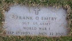 Frank O Emery