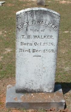 Lucy F. Walker