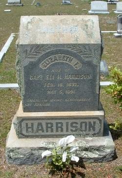 Elizabeth Flemming <I>Douglass</I> Harrison