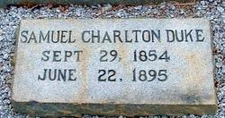 Samuel Charlton Duke