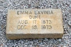 Emma Lavinia Duke
