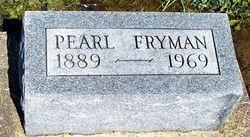 Edna Pearl <I>Luke</I> Fryman