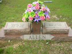 Grace <I>Hardin</I> Allen