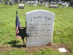 Sgt Joseph Smith Coer