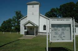 Little Union Baptist Church Cemetery