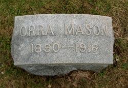 Orra Mason