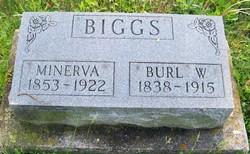 Minerva <I>O'Neal</I> Biggs