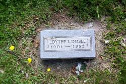 Edythe Lillian <I>Peterson</I> Doble