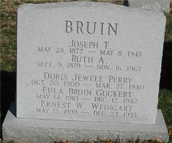 Joseph Tallie Bruin