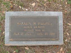Warren Wimberley Hughes