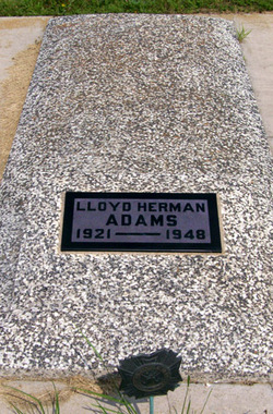 Lloyd Herman Adams