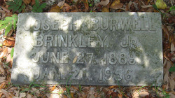 Joseph Burwell Brinkley, Jr