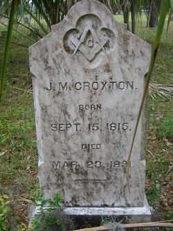 Josiah Minter Croxton