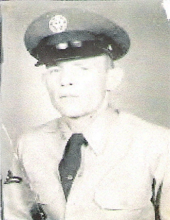 Sgt Jack Arlen Keever
