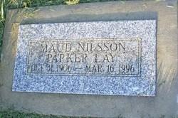 Maud <I>Nilsson</I> Lay