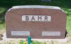 Leo Francis Bahr